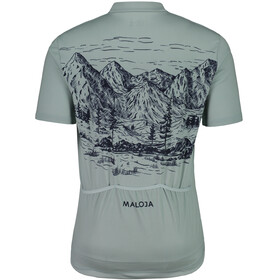 Maloja SerlasM. Bike Jersey Shortsleeve Men blue